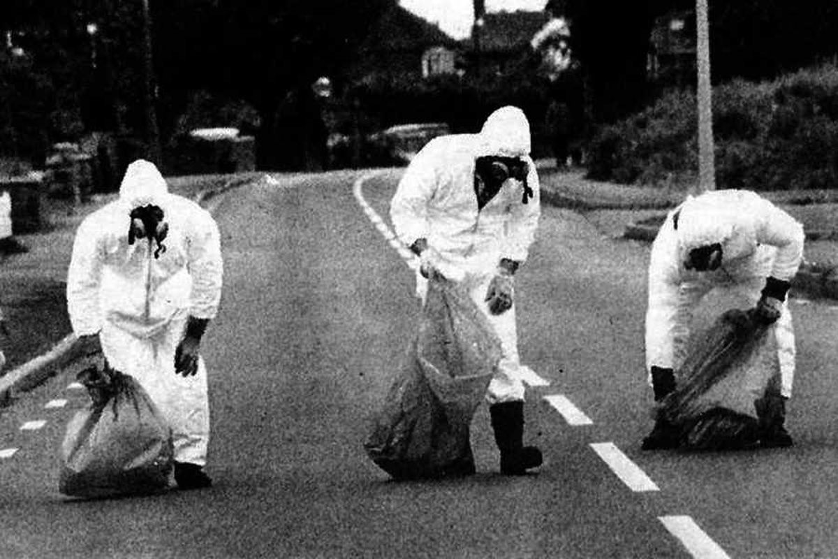 Shropshire woman's asbestos death linked to 1983 COD Donnington fire