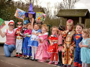 World Book Day 2017: Send us your pictures!