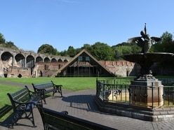 Abraham Darby's Coalbrookdale furnace makes top 100 of England's historic sites