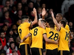Arsenal 1 Wolves 1 – Report and pictures