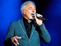 Sir Tom Jones performing in Telford this summer