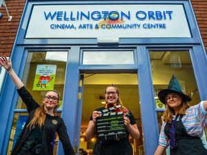 The Wellington Orbit team. Photo: Gadgetfreak Aerial Photography