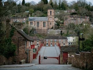 Ironbridge attracts hundreds of thousands of visitors every year and many people have ended up setting up homes in the town