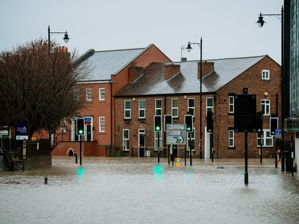 Residents evacuated from their Shrewsbury homes due to rising floodwater