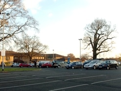 Staff face hike in parking fees at Shropshire hospitals