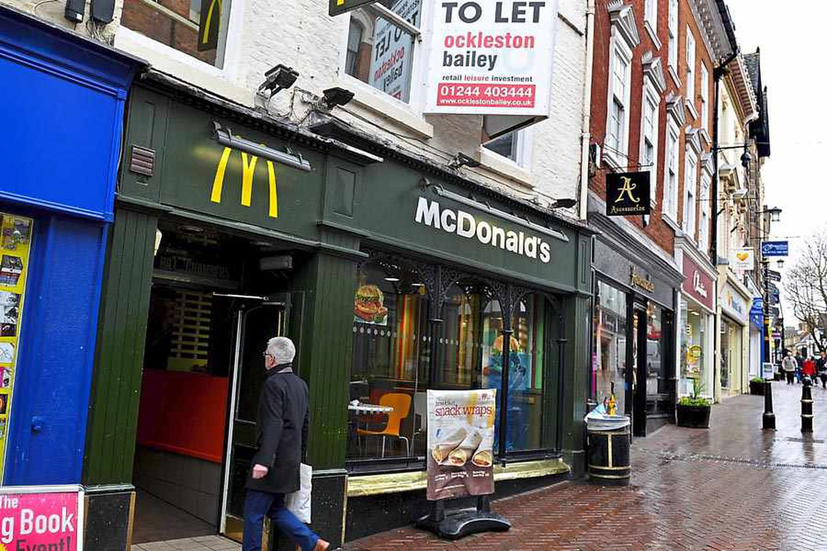 Shrewsbury's medieval McDonald's to serve last Big Mac as it shuts for the last time