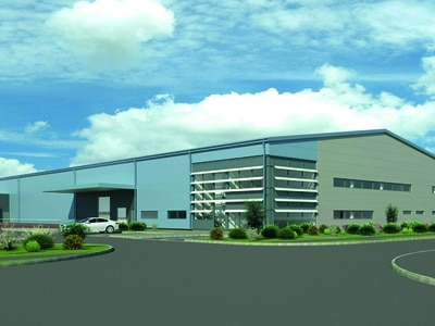 Building begins as Welshpool factory vows 50 jobs