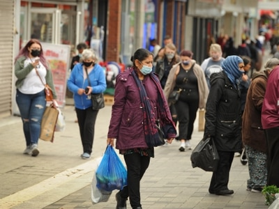 Concerns amongst Shropshire shoppers that some still not wearing masks