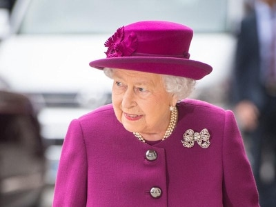 Queen talks of 'great' birthday party for Charles