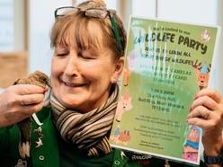 Children invited to Shropshire wildlife party