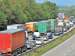 'Frantic Friday': Shropshire motorists warned of possible gridlock as summer getaway begins