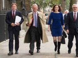 Shropshire MP Owen Paterson reveals his 'boring' Brexit plan