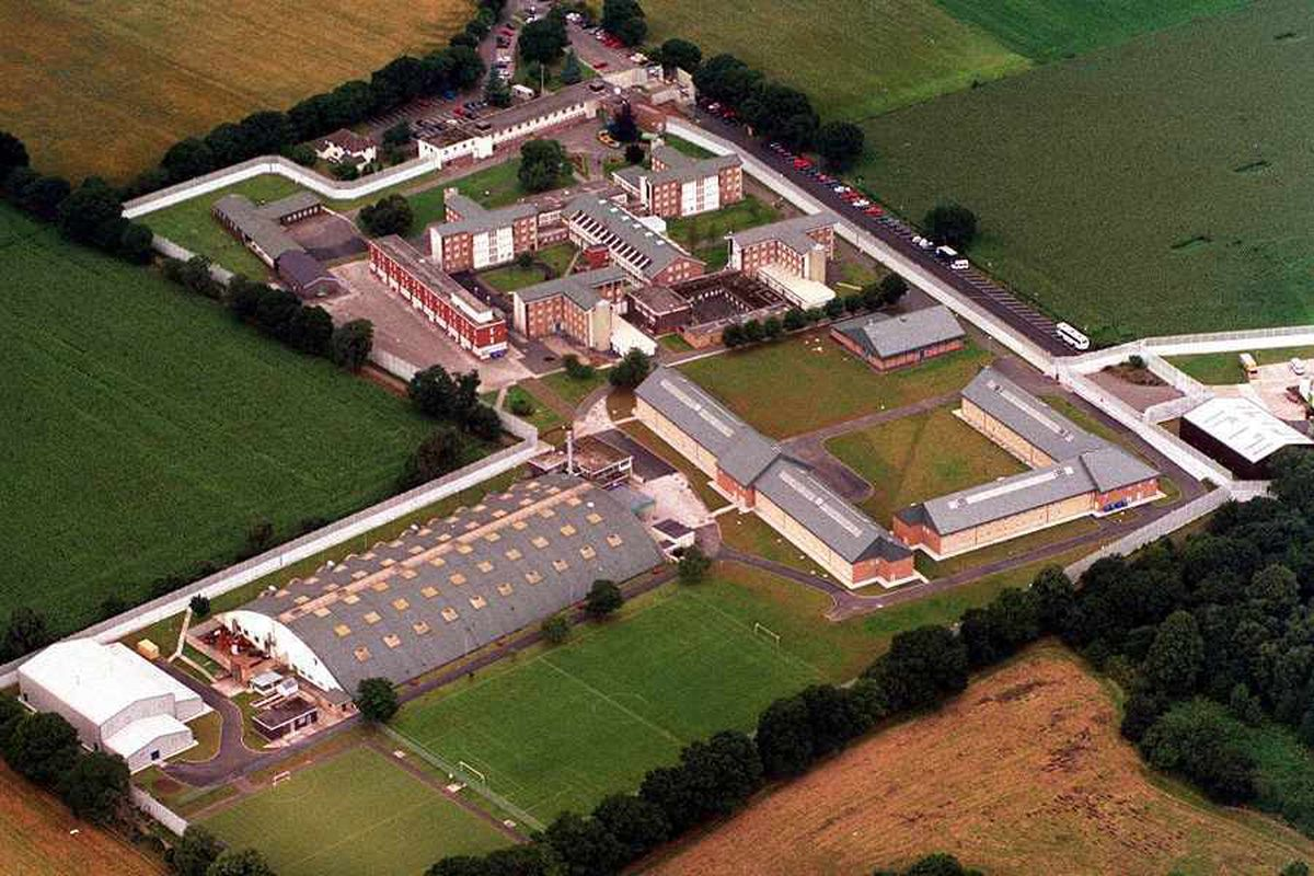 Shropshire prison holding too many people, figures show