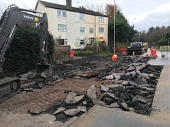 Council responds to complaints about Ludlow road closure