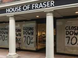 House of Fraser: Memories and regrets as Shrewsbury store closes for good