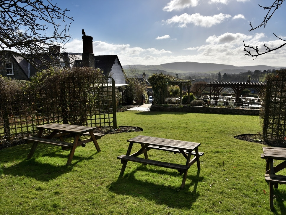 Top beer gardens in the Midlands and Shropshire