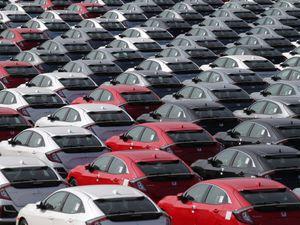 Honda stock