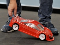 GALLERY: Remote controlled cars battle it out at Telford championships
