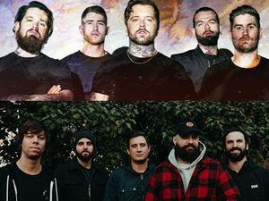 Bury Tomorrow and August Burns Red