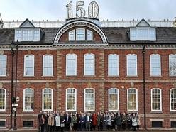 Shrewsbury company set to celebrate 150th year
