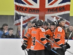 Telford Tigers too hot for Dragons