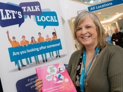 Care for carers: Drop-in support service launches at Shropshire hospital
