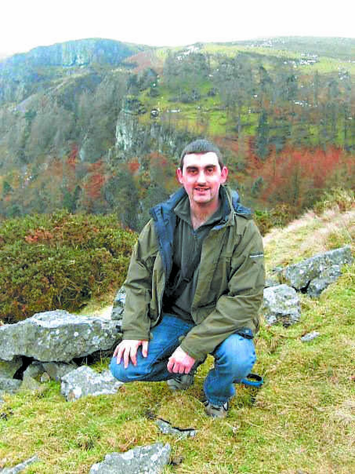 Popular teacher Gareth Utting