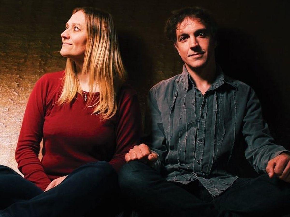 Vicki Swan and Jonny Dyer