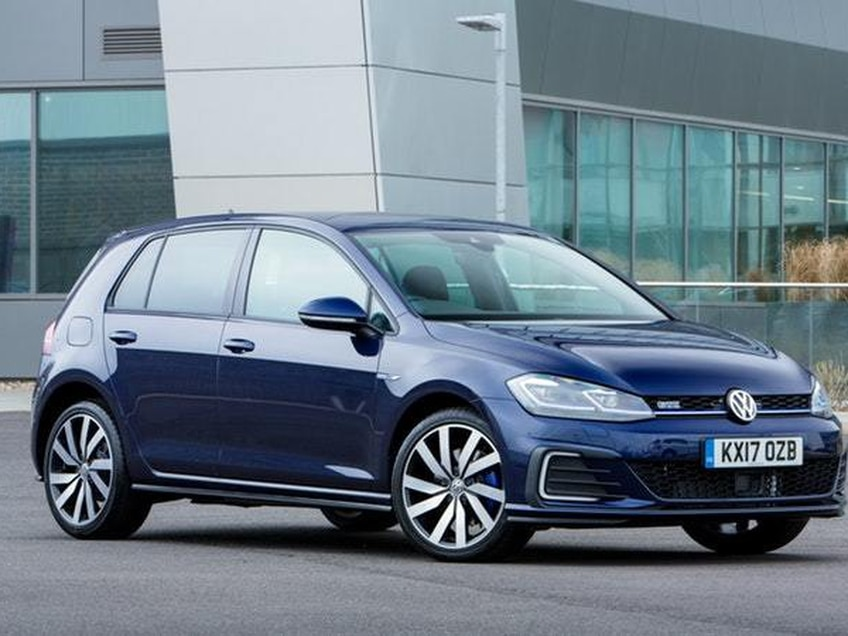 UK Drive: Volkswagen's Golf GTE electrifies the sports hatch range