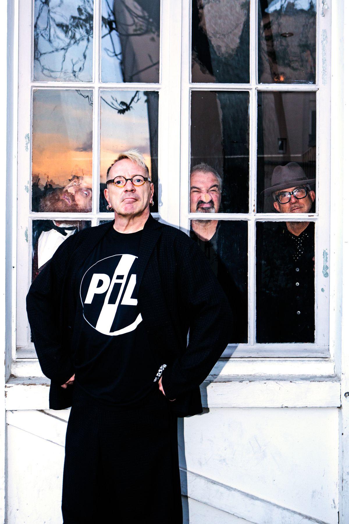 John Lydon founded PiL