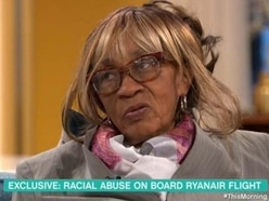 Ryanair 'racism' victim told to expect to give police statement