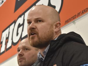 Tigers Head Coach Tom Watkins (Photo: Steve Brodie)