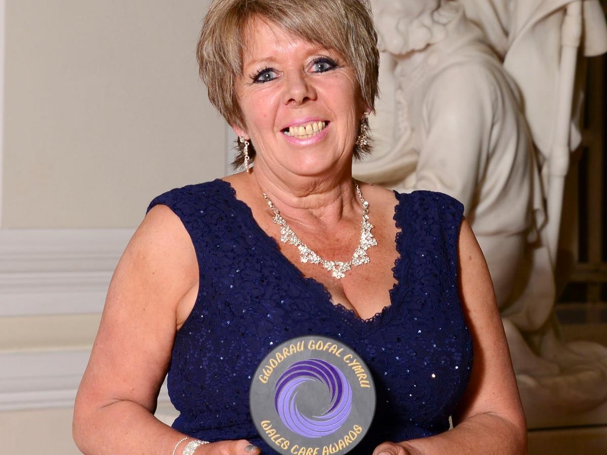 Shropshire's Shirley a 'go-to person' for those in her care - shropshirestar.com