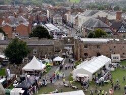 Ludlow Food Festival 2017: Thousands descending on town