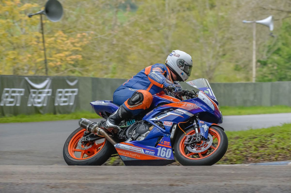 Ben Plant returned to action at Oliver's Mount. Picture: Tony Else