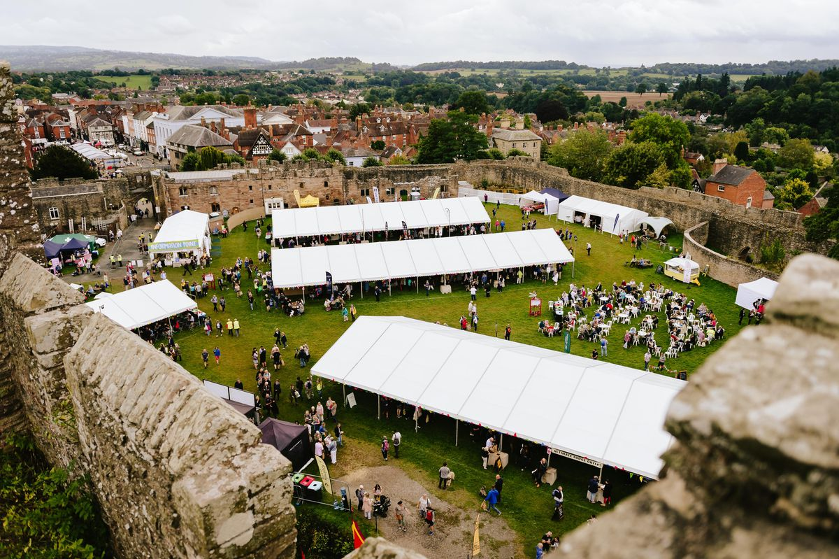 Ludlow Food Festival 2021