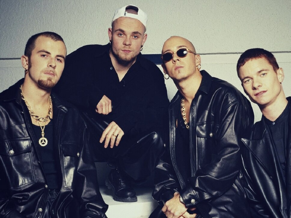 East 17, S Club and 5ive set to party for Telford's 50th birthday