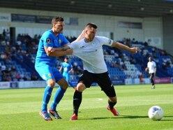 Telford goal return not enough for Aaron Williams