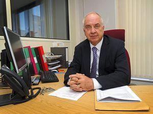 West Midlands PCC David Jamieson