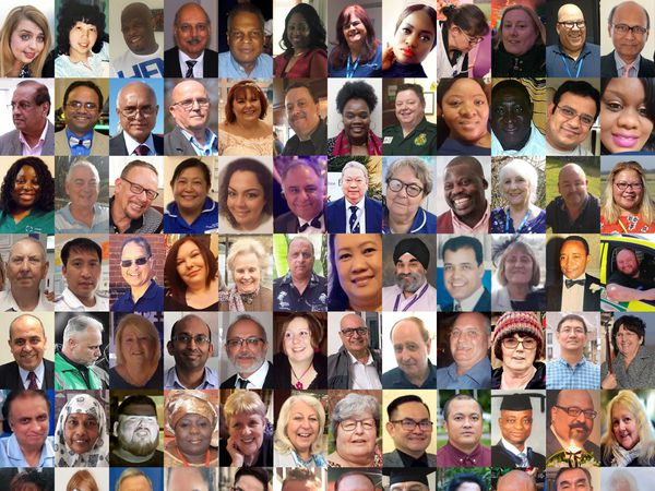 The frontline NHS and care workers who have died during the coronavirus pandemic