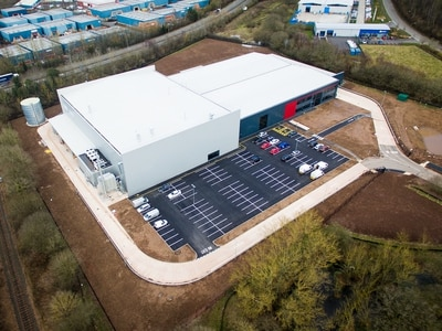 Flagship building handed over to automotive parts supplier in Telford