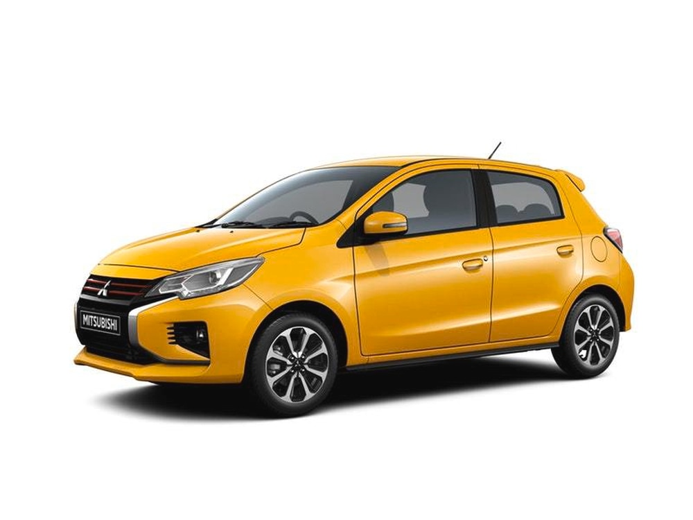 Refreshed Mitsubishi Mirage Revealed Ahead Of 2020 Launch Shropshire Star