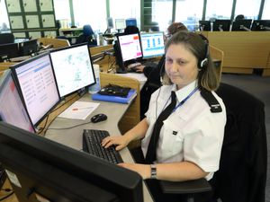 Dispatcher Nikki Leese