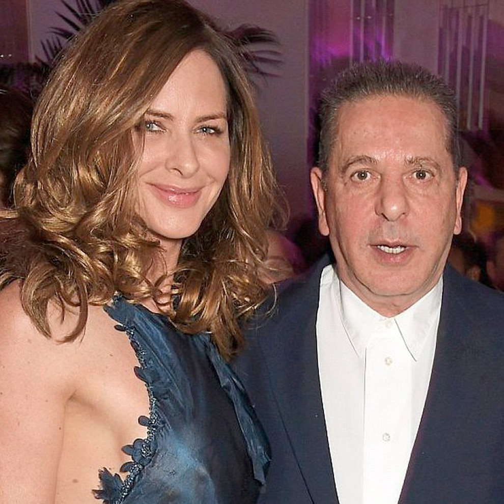 Showbiz trinny woodall talks ahead of this morning live in the look of love with partner charles saatchi floridaeventfo Image collections