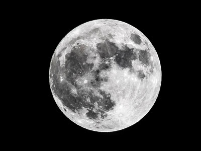 Clouds threaten to spoil second supermoon of 2019 for some