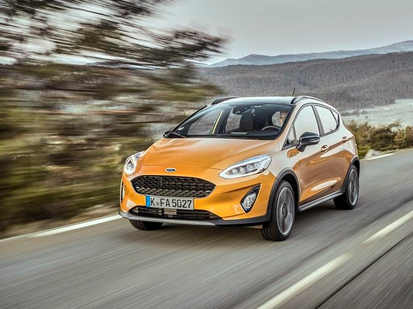 First drive: Active trim adds a new dimension to the Ford Fiesta range