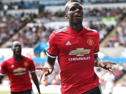 Manchester United's Paul Pogba lends his support to UEFA's new Respect campaign