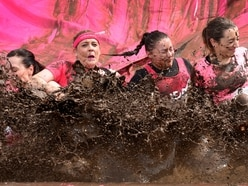 Women get 'Pretty Muddy' at Weston Park charity event - with video and pictures