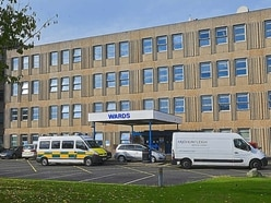 New £3 million ward for Royal Shrewsbury Hospital to cope with winter