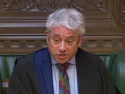 Commons Speaker grants bullying debate amid increasing calls for him to quit